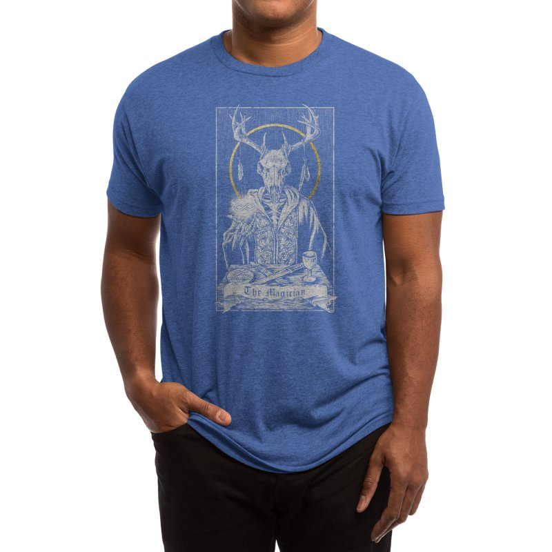 The Magician Men's T-Shirt by Threadless Artist Shop