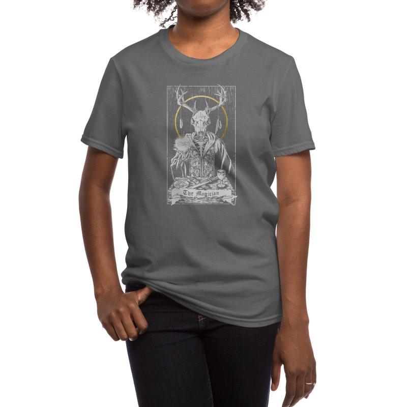 The Magician Women's T-Shirt by Threadless Artist Shop