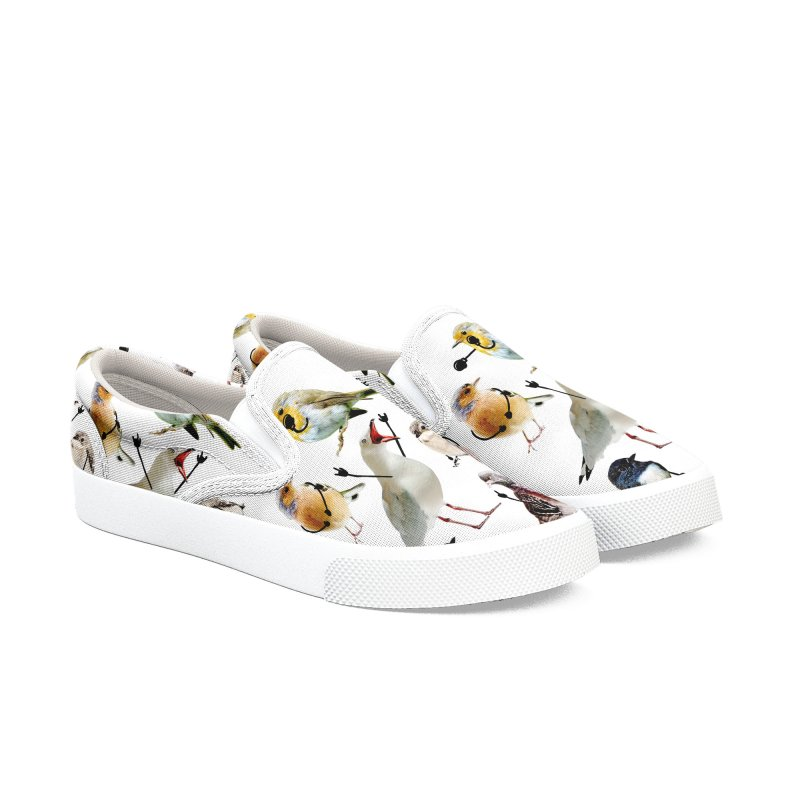 Birds with Arms Women's Shoes by Threadless Artist Shop