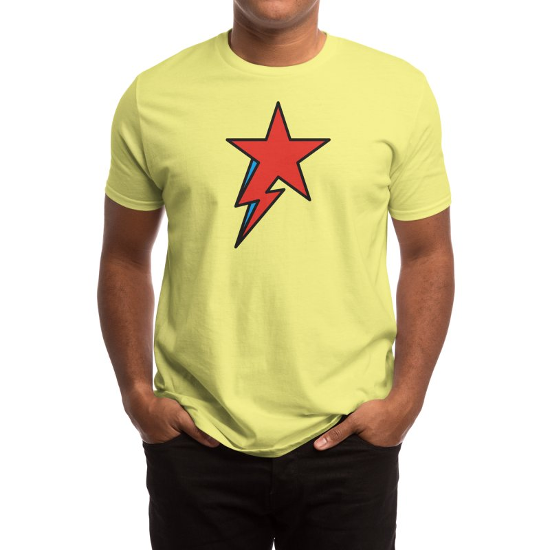Stardust - John Tibbott Men's T-Shirt by Threadless Artist Shop