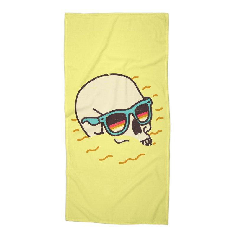 Beach Lover Accessories Beach Towel by Threadless Artist Shop