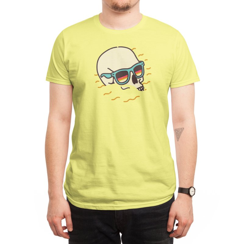 Beach Lover Men's T-Shirt by Threadless Artist Shop