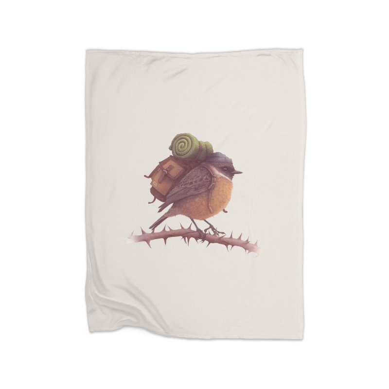 Wanderlust Home Blanket by Threadless Artist Shop