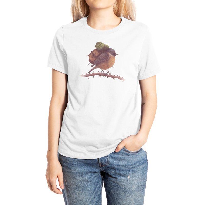 Wanderlust Women's T-Shirt by Threadless Artist Shop