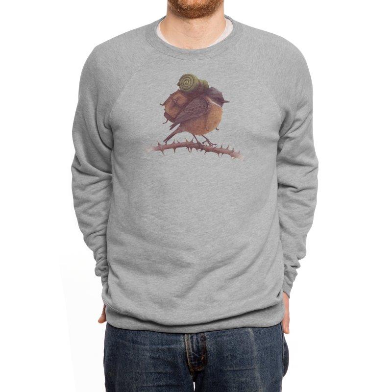 Wanderlust Men's Sweatshirt by Threadless Artist Shop