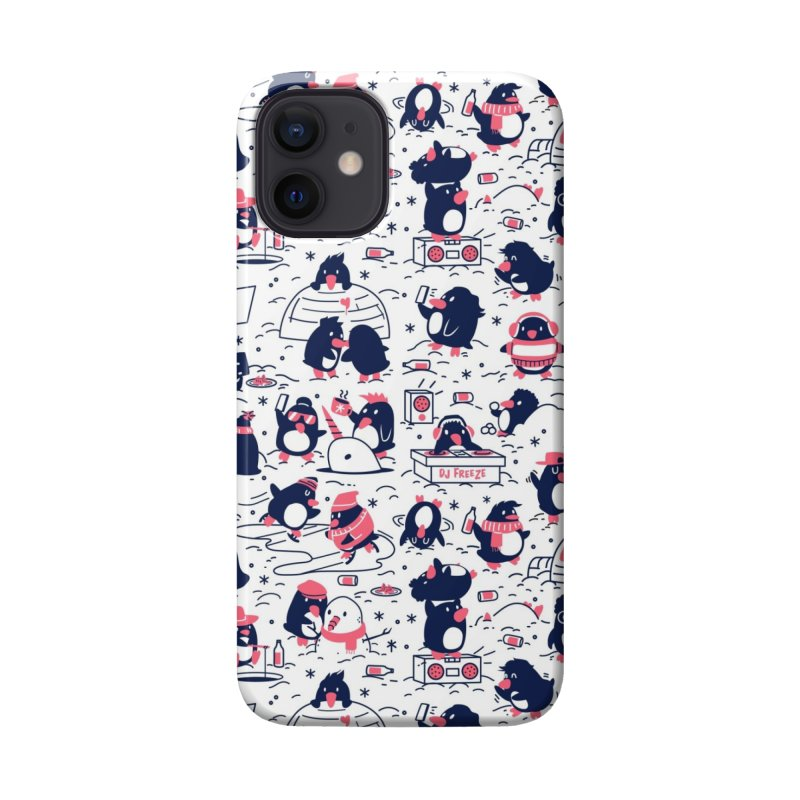 Penguin Party Accessories Phone Case by Threadless Artist Shop