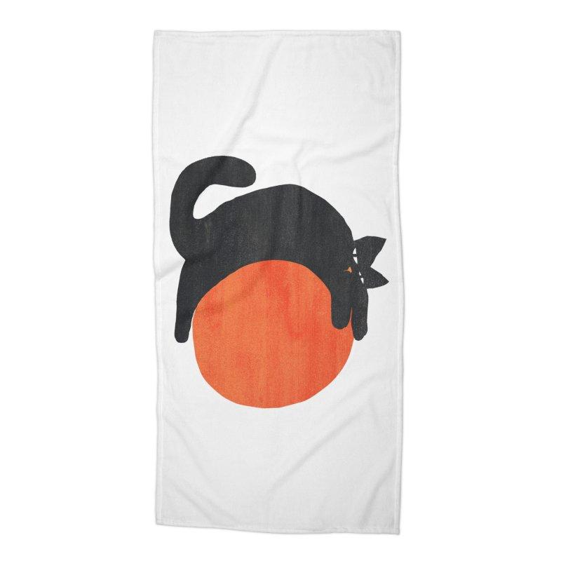 mood Accessories Beach Towel by Threadless Artist Shop