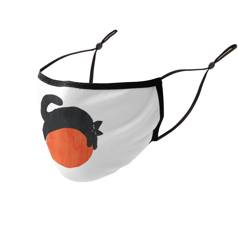 mood Accessories Face Mask by Threadless Artist Shop