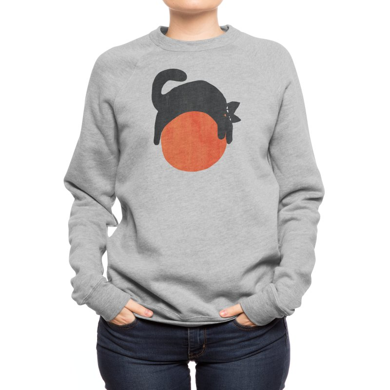 mood Women's Sweatshirt by Threadless Artist Shop