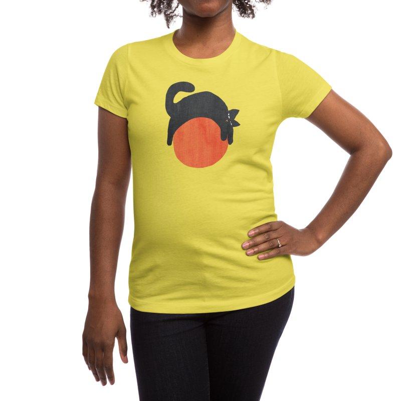 mood Women's T-Shirt by Threadless Artist Shop