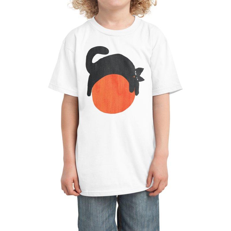 mood Kids T-Shirt by Threadless Artist Shop