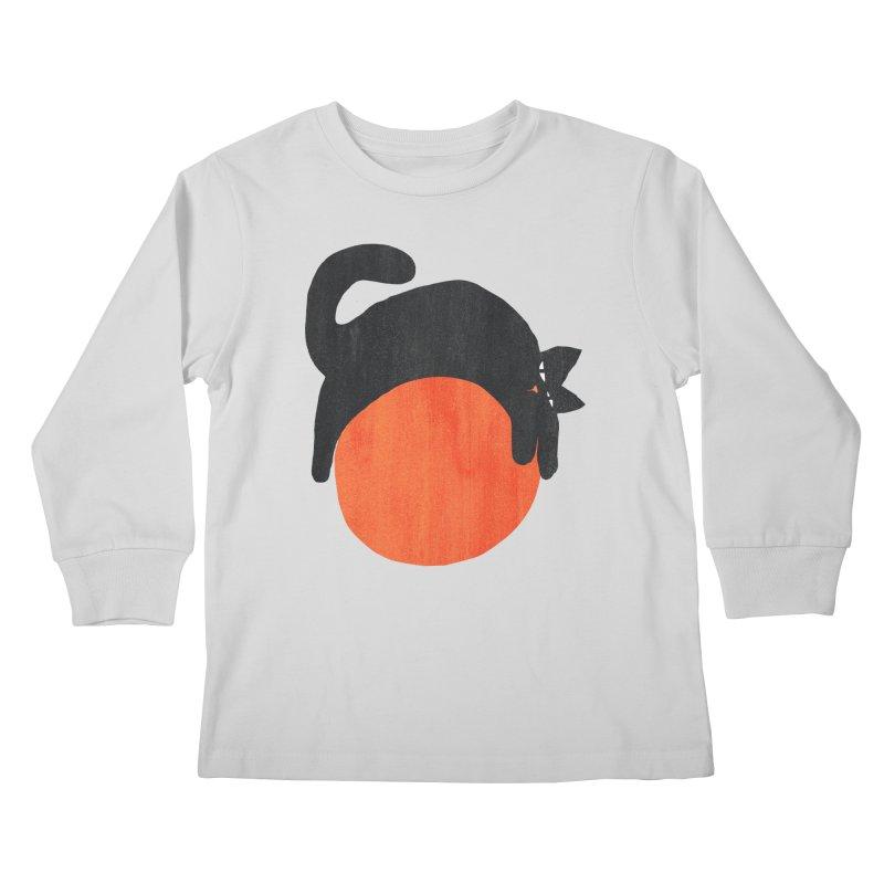 mood Kids Longsleeve T-Shirt by Threadless Artist Shop