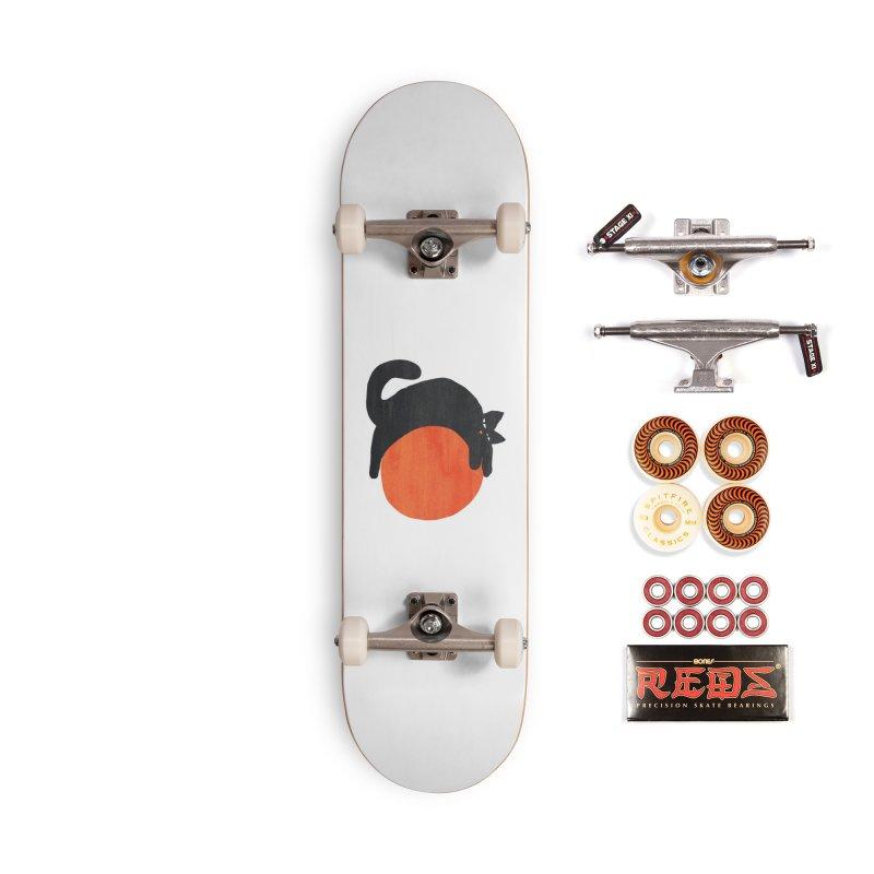 mood Accessories Skateboard by Threadless Artist Shop