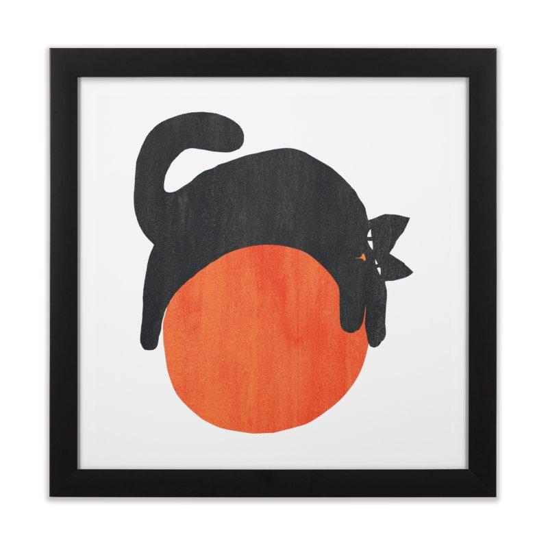 mood Home Framed Fine Art Print by Threadless Artist Shop