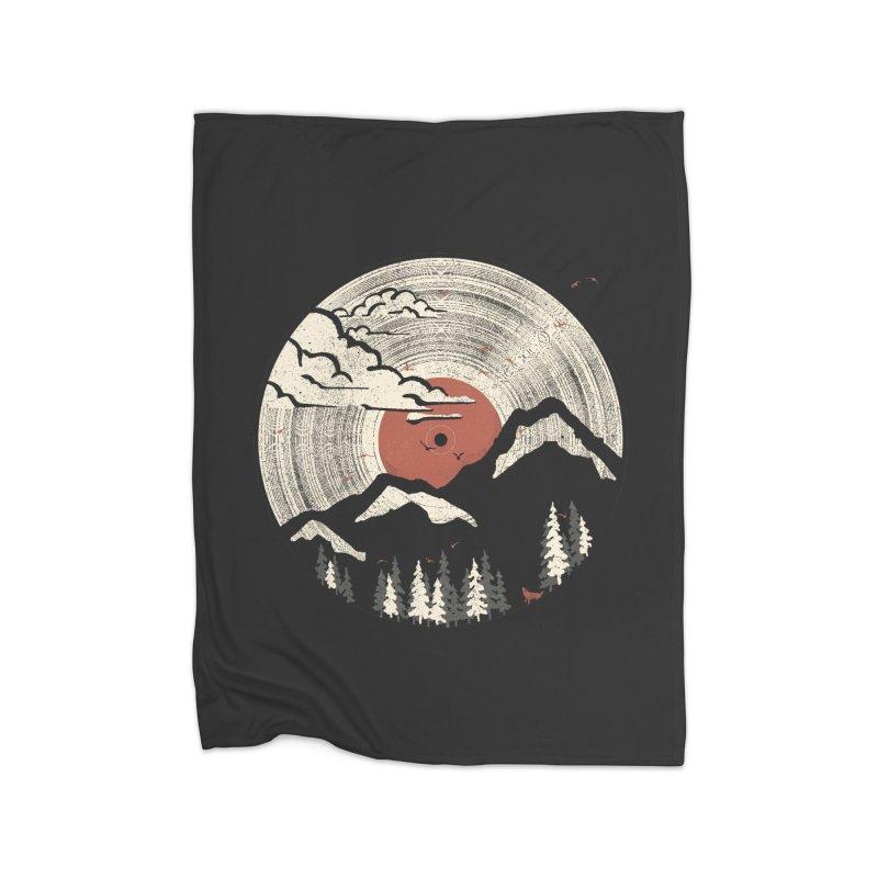 MTN LP Home Blanket by Threadless Artist Shop