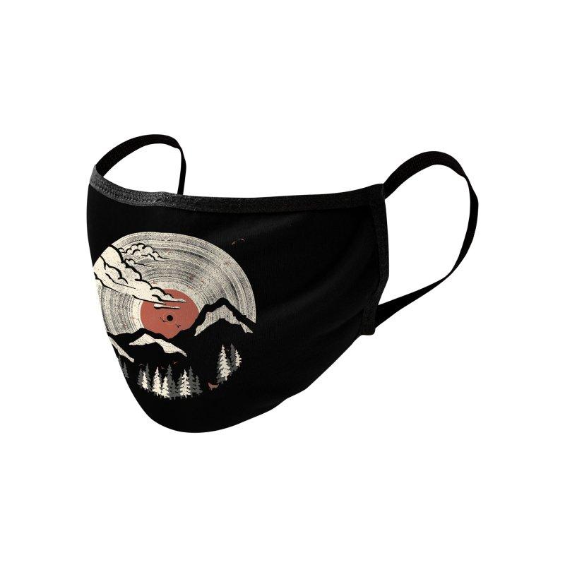 MTN LP Accessories Face Mask by Threadless Artist Shop