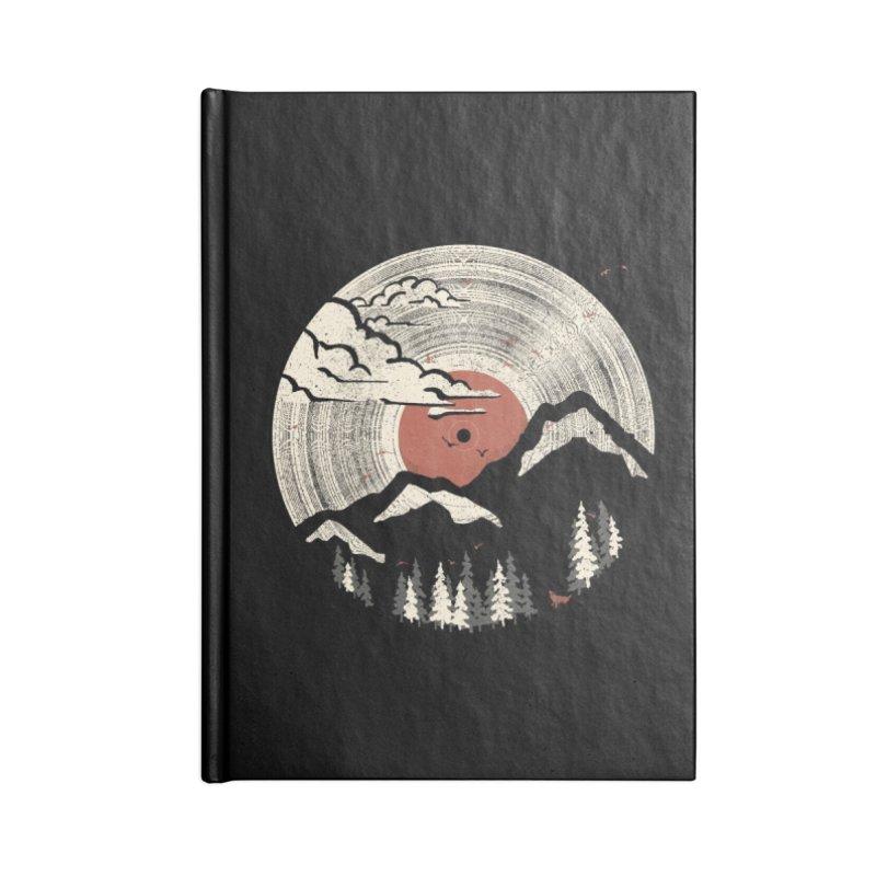 MTN LP Accessories Notebook by Threadless Artist Shop