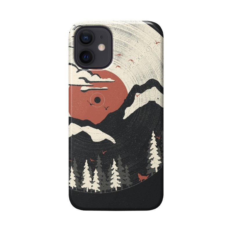 MTN LP Accessories Phone Case by Threadless Artist Shop