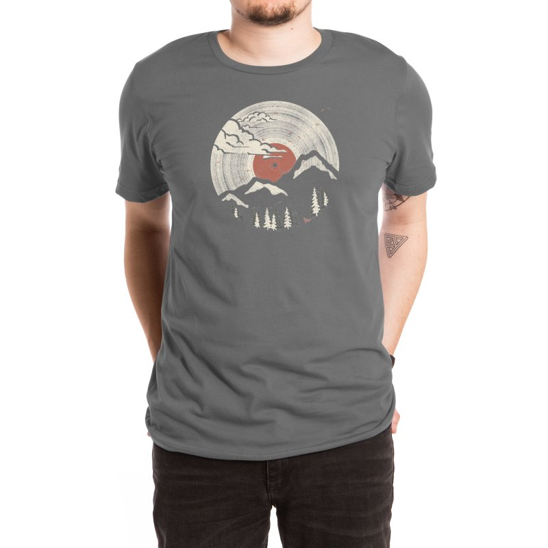 MTN LP Men's T-Shirt by Threadless Artist Shop