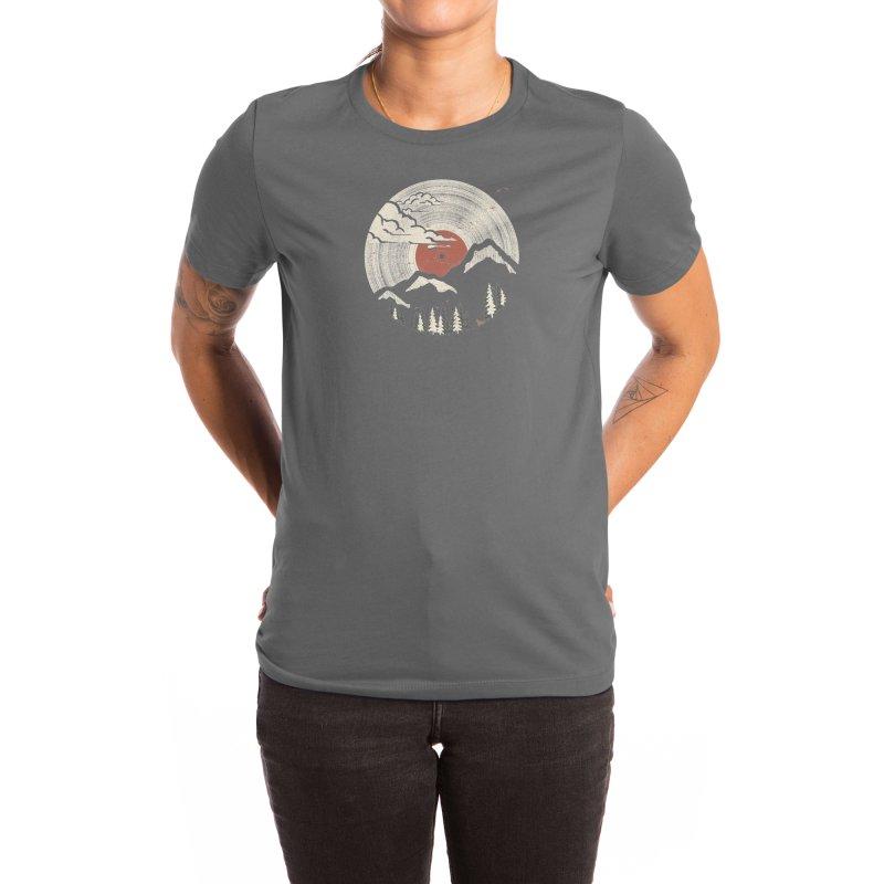 MTN LP Women's T-Shirt by Threadless Artist Shop