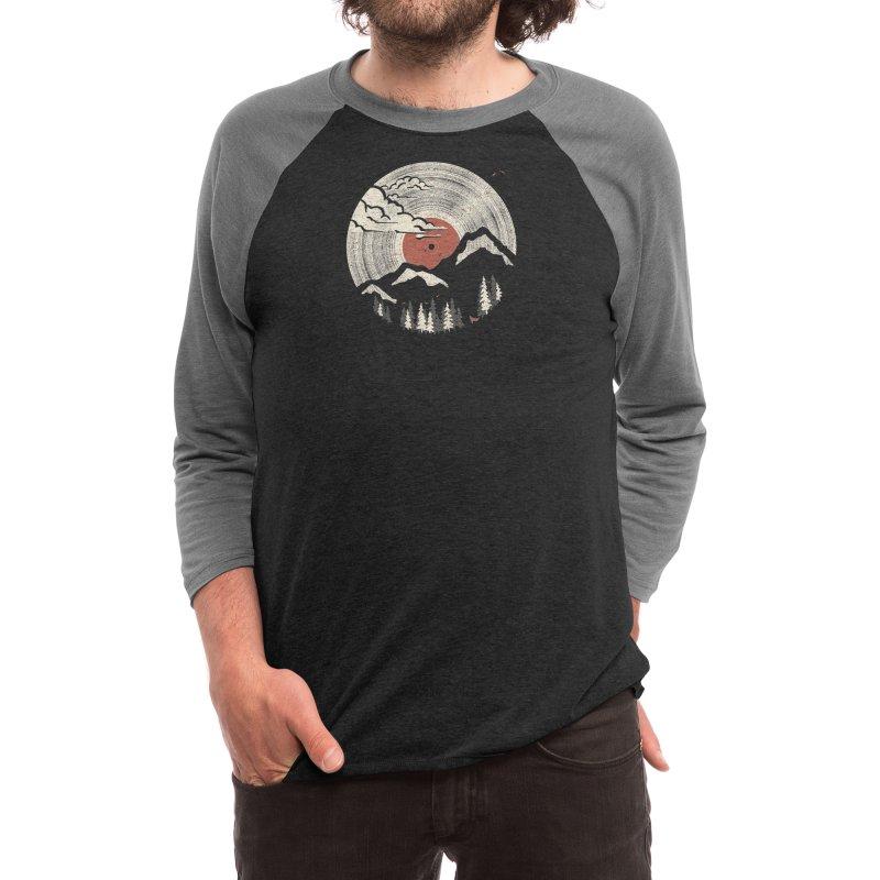 MTN LP Men's Longsleeve T-Shirt by Threadless Artist Shop