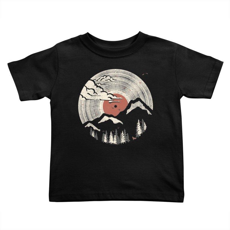MTN LP Kids Toddler T-Shirt by Threadless Artist Shop