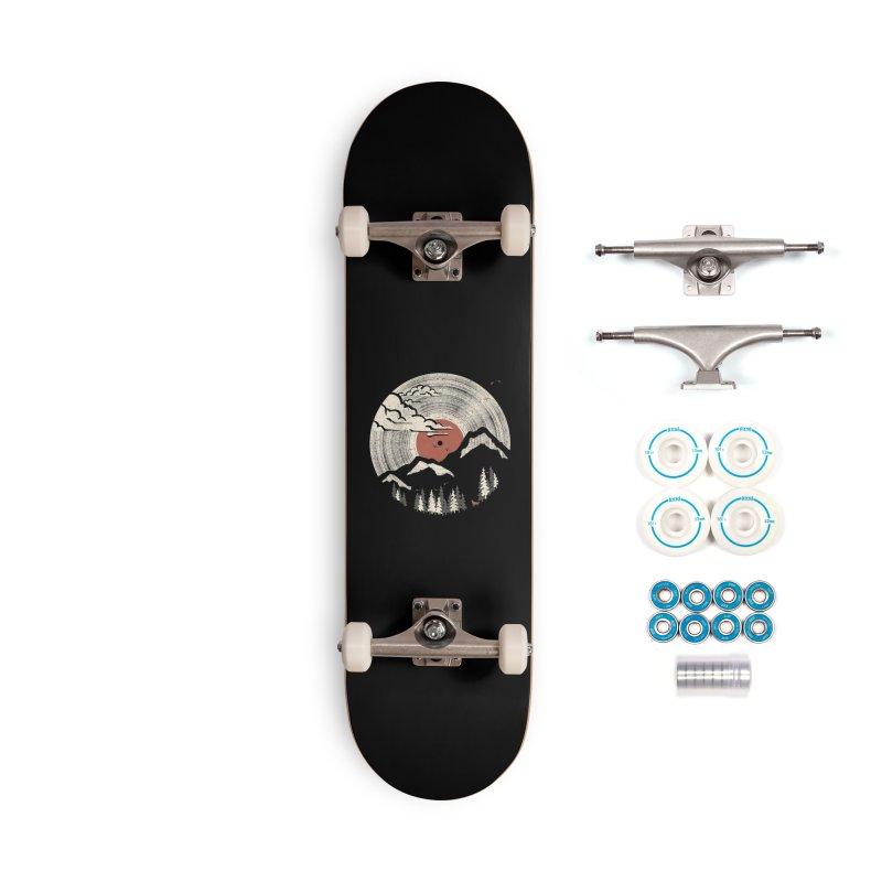 MTN LP Accessories Skateboard by Threadless Artist Shop