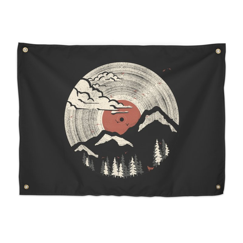 MTN LP Home Tapestry by Threadless Artist Shop