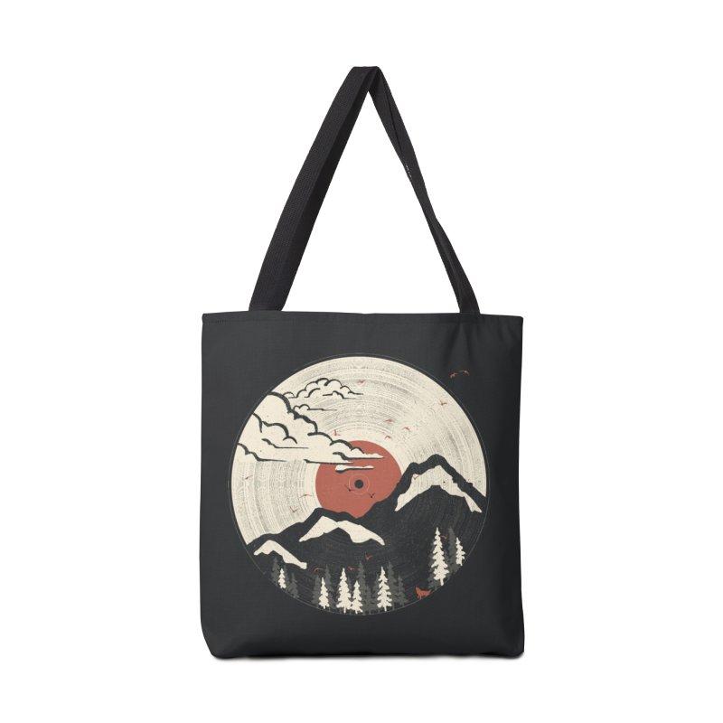 MTN LP Accessories Bag by Threadless Artist Shop