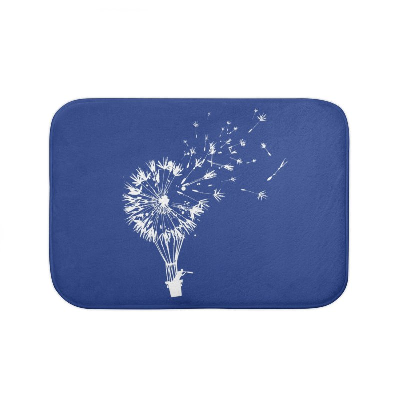 Going Where the Wind Blows Home Bath Mat by Threadless Artist Shop