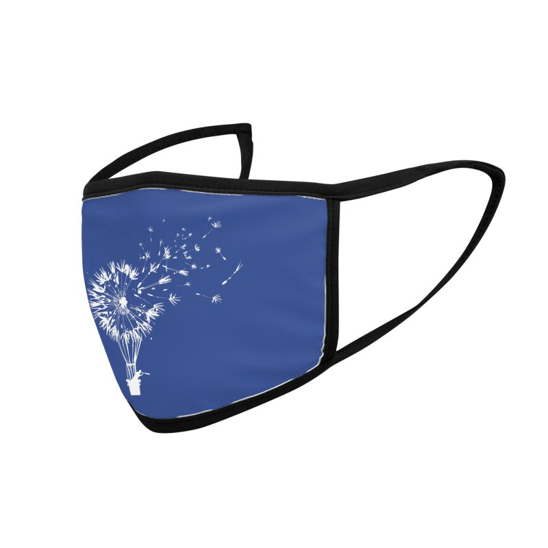 Going Where the Wind Blows Accessories Face Mask by Threadless Artist Shop