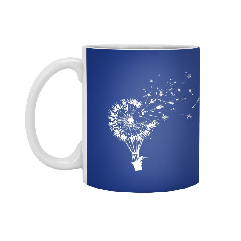 Going Where the Wind Blows Accessories Mug by Threadless Artist Shop