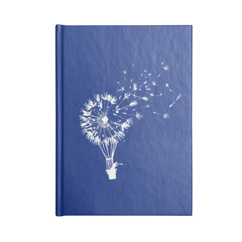 Going Where the Wind Blows Accessories Notebook by Threadless Artist Shop