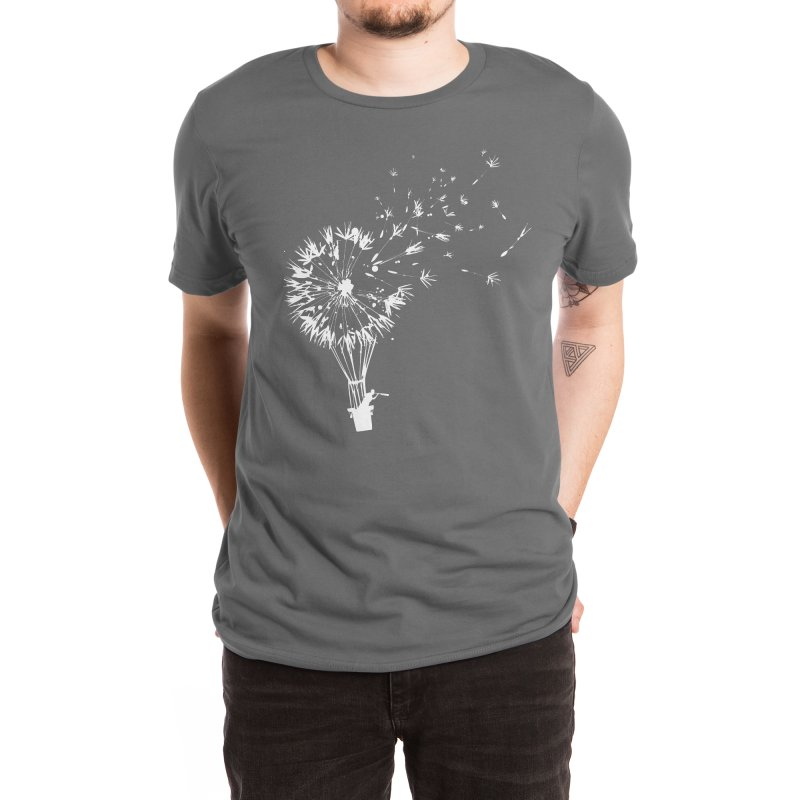 Going Where the Wind Blows Men's T-Shirt by Threadless Artist Shop