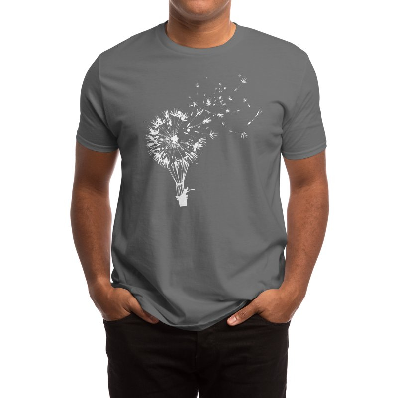 Going Where the Wind Blows Men's T-Shirt by Threadless Artist Shop