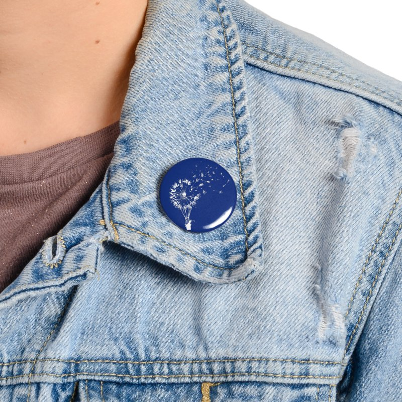 Going Where the Wind Blows Accessories Button by Threadless Artist Shop