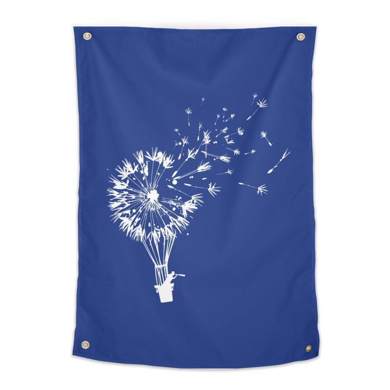 Going Where the Wind Blows Home Tapestry by Threadless Artist Shop