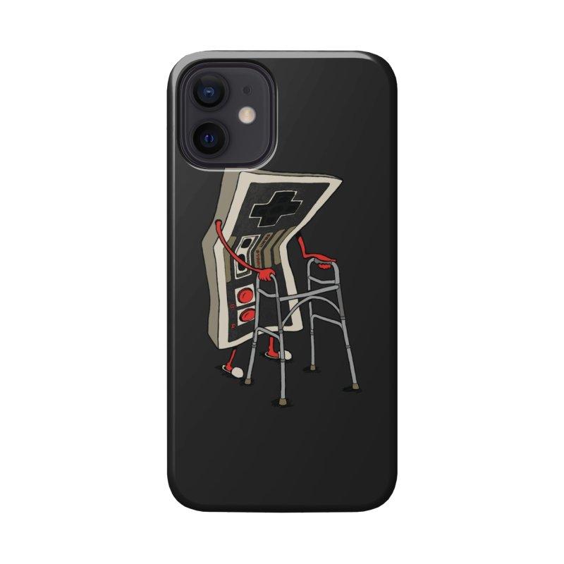Old Gamer Accessories Phone Case by Threadless Artist Shop