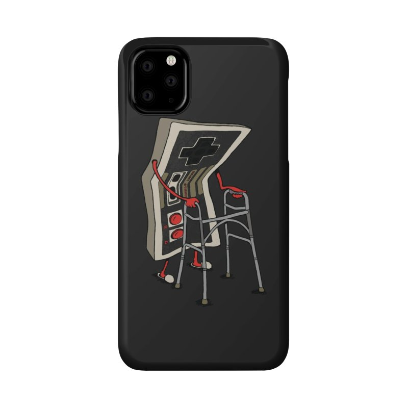 Old Gamer Accessories Phone Case by Threadless Artist Shop