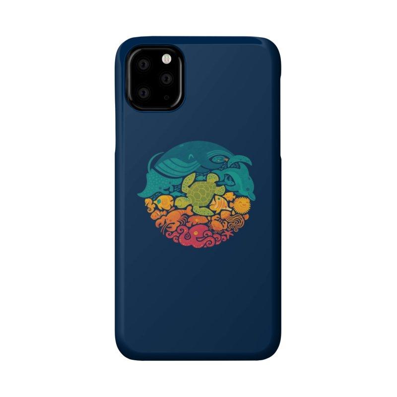 Aquatic Rainbow Accessories Phone Case by Threadless Artist Shop