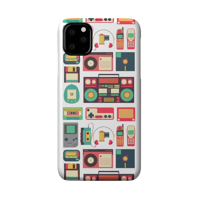 Retro Technology Accessories Phone Case by Threadless Artist Shop