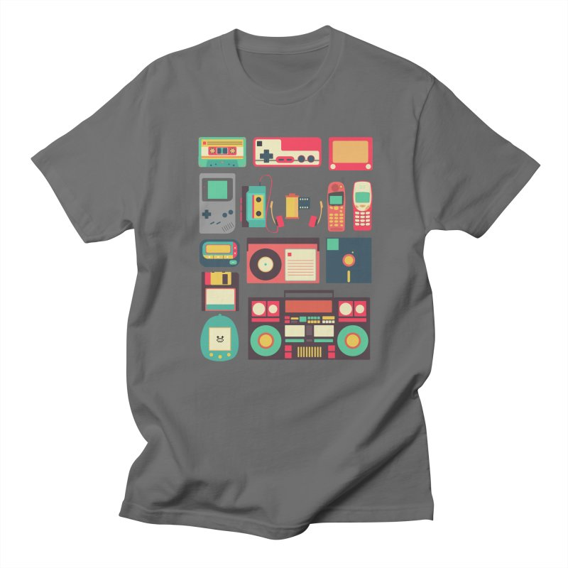 Retro Technology Women's T-Shirt by Threadless Artist Shop