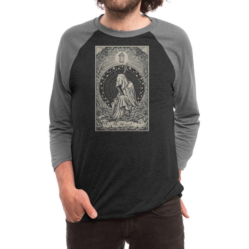The Hermit Men's Longsleeve T-Shirt by Threadless Artist Shop