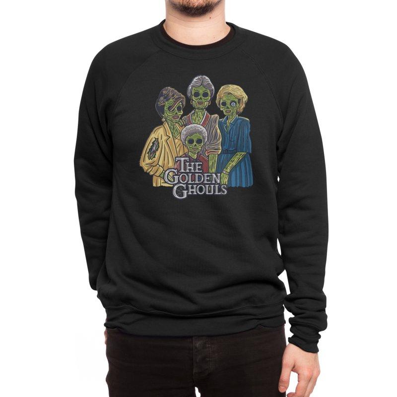 The Golden Ghouls Men's Sweatshirt by Threadless Artist Shop