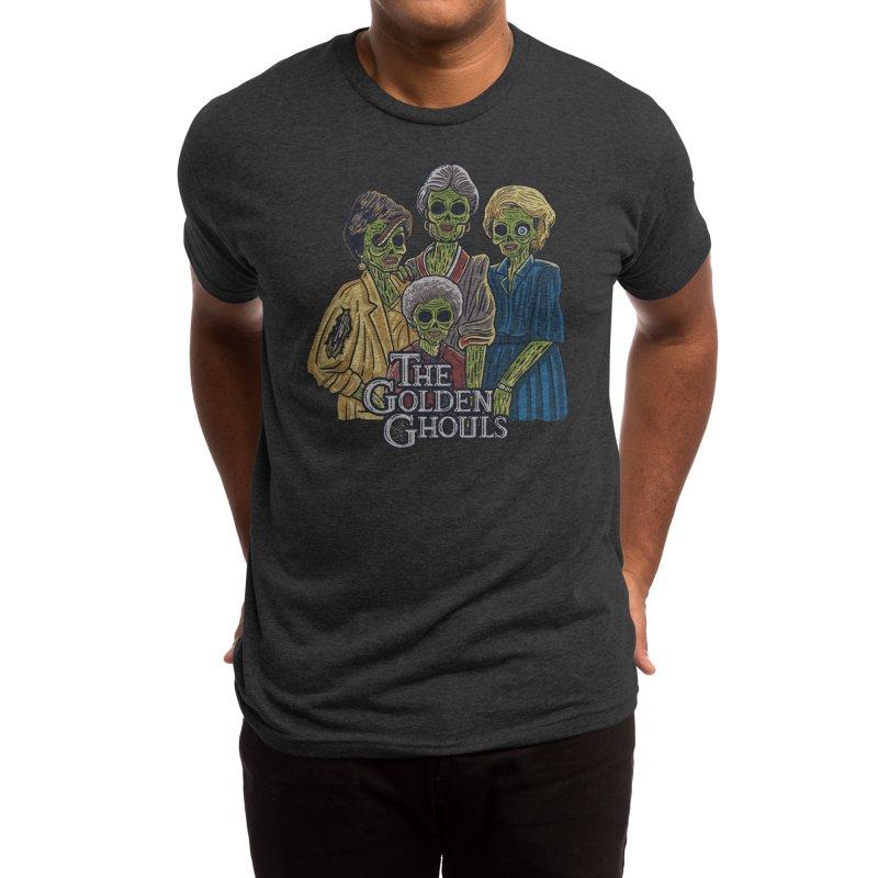 The Golden Ghouls Men's T-Shirt by Threadless Artist Shop