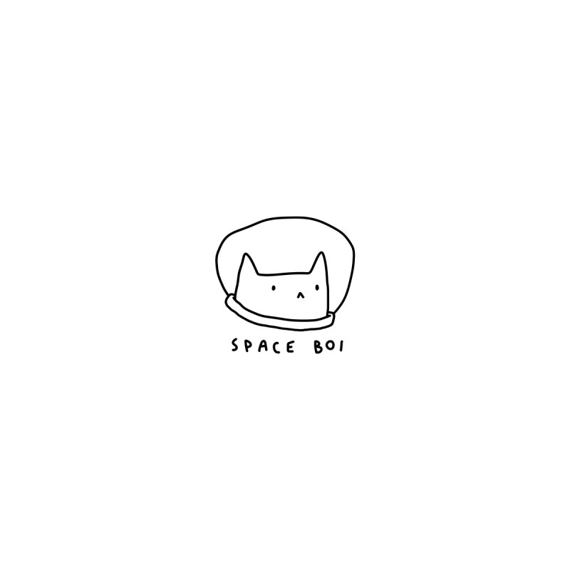 space boi Men's T-Shirt by Threadless Artist Shop