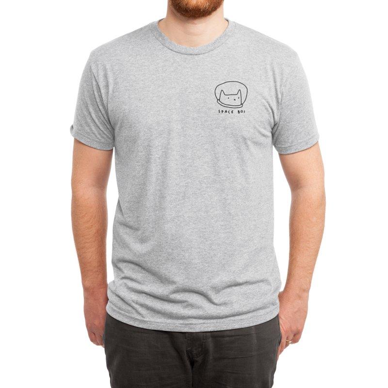 space boi Men's T-Shirt by Threadless Artist Shop