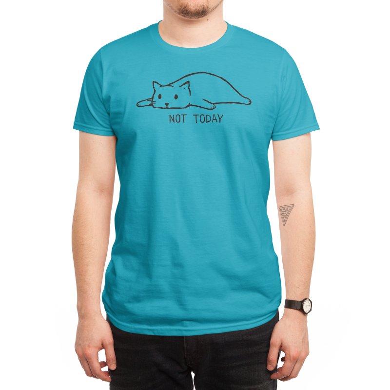 Not Today Men's T-Shirt by Threadless Artist Shop