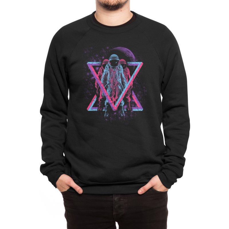 Astronomical Men's Sweatshirt by Threadless Artist Shop