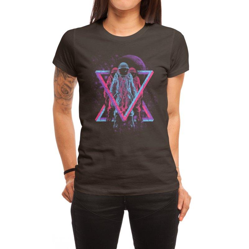 Astronomical Women's T-Shirt by Threadless Artist Shop